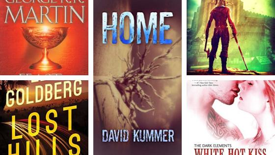 December TBR part 2 - books I own