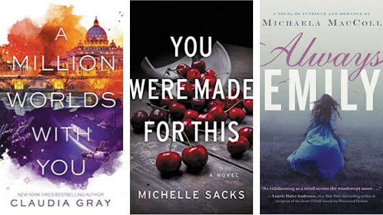 March TBR 3 ebooks